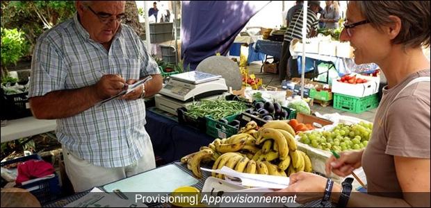 provisionning