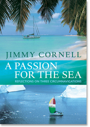 A Passion for the Sea, by Jimmy Cornell