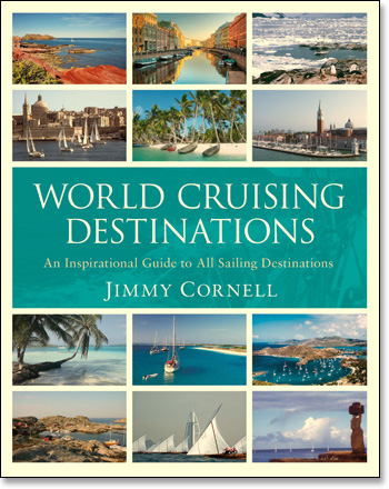 World Cruising Destinations, by Jimmy Cornell