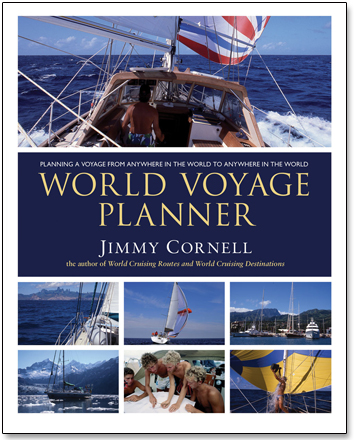 World Voyage Planner, by Jimmy Cornell