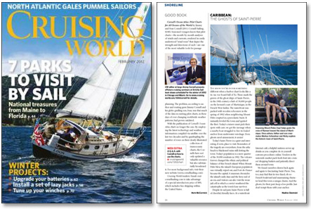 Review of Cornell's Ocean Atlas in Cruising World