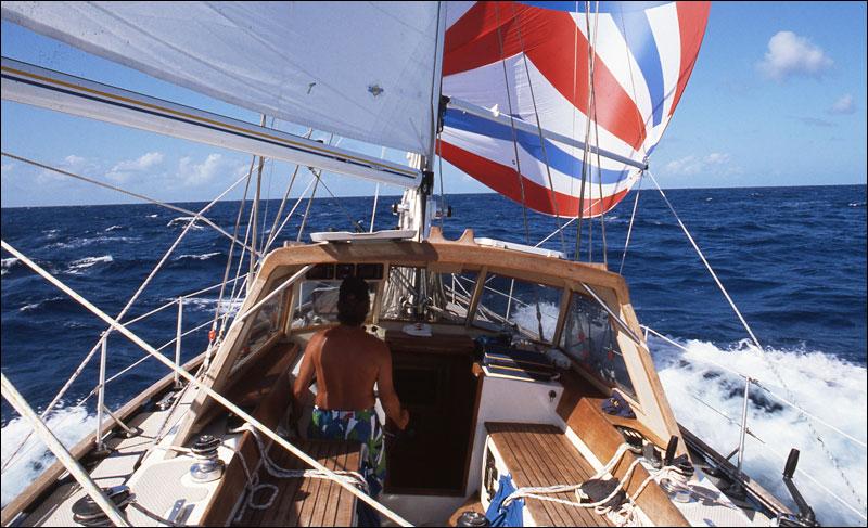 The Best Boats for Globe Girdling