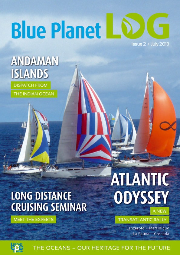 Read Blue Planet Log Issue 2 online