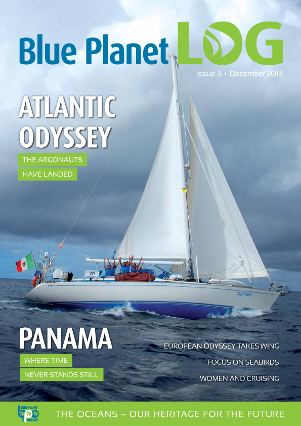 Read Blue Planet Log Issue 3 online