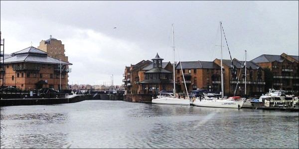 The Cruising Association House & Limehouse Marina