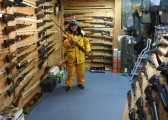 Nuuk-gunshop