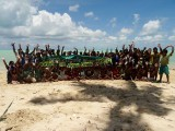 People's Climate event in Kiribati