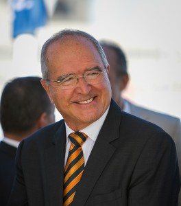 D. Jose Calero – President of Calero Marinas