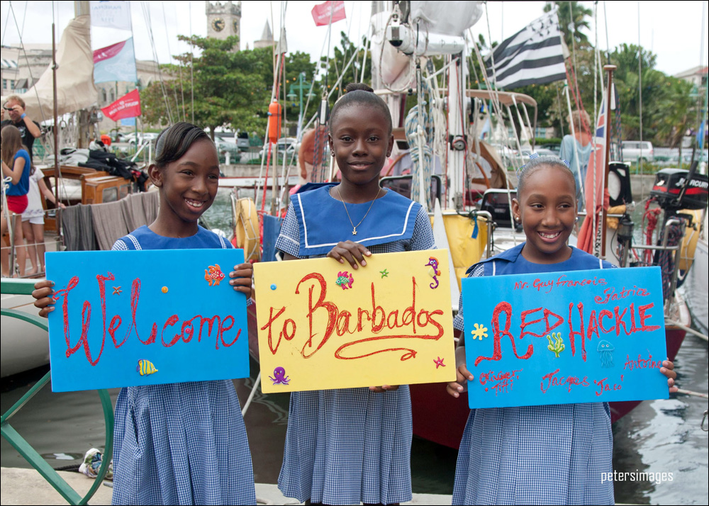 Barbados-Welcome