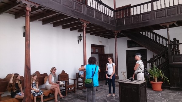 Guided walking tour of Arrecife