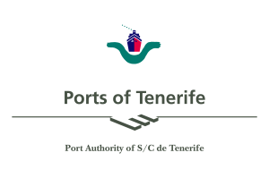 Port de TF logo