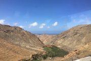 7. The stark beauty of Fuerteventura's interior
