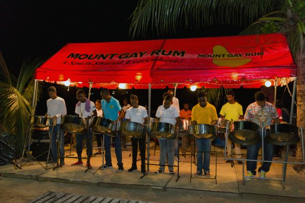 Every night is party night at the Mount Gay Round Barbados Regatta.