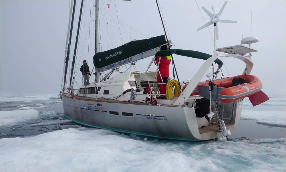 Choisir et équiper un bateau pour la croisière hauturière